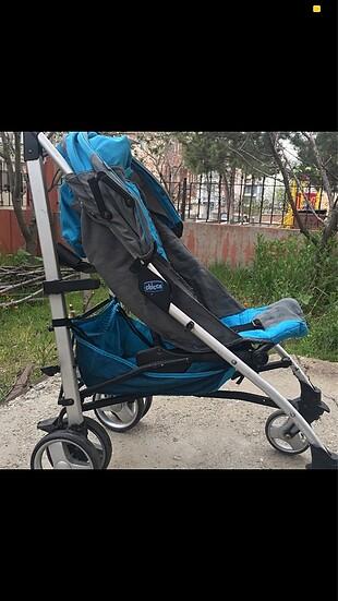 Hafif kusurlu bebek arabası