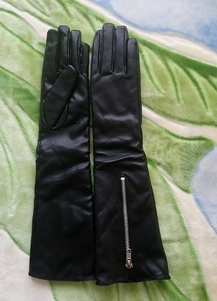 Oxxo siyah uzun eldiven