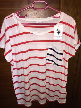 Etiketli Tişört