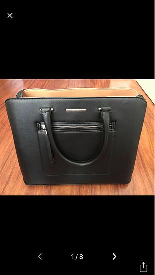 diğer Beden siyah Renk Mango siyah çanta