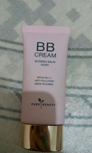 bb cream pure beauty