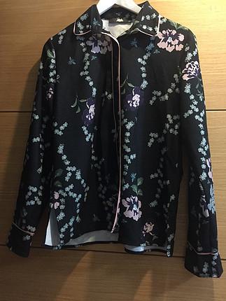 Pijama model gömlek