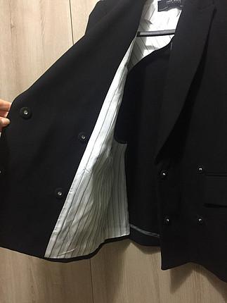 Zara bol kesim ceket