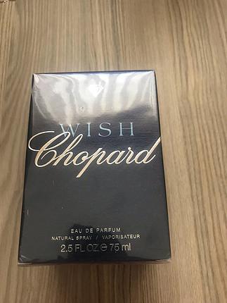 Chopard sıfır jelatinli orijinal parfüm 75 ml