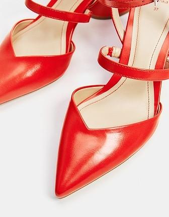 Bershka Bershka topuklu ayakkabı