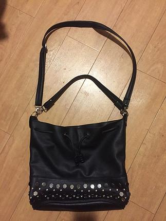 Zara Siyah çanta
