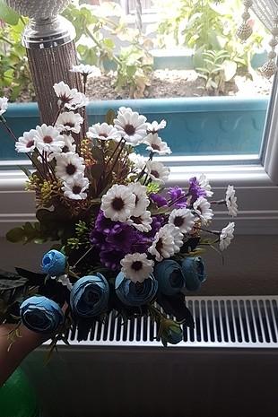 sahte çiçek