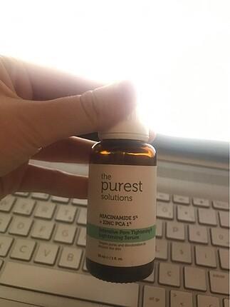 The purest serum