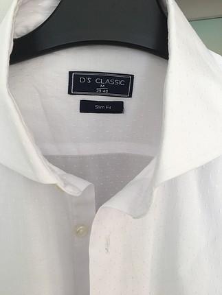 DS damat gömlek slimfit