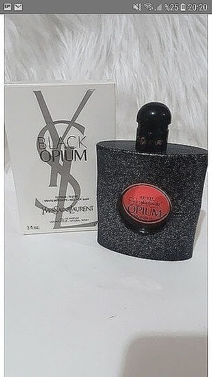 Yves Saint Laurent Yves Saint Laurent Black Opium Edp 90 ml Kadın Parfümü