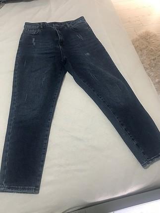 Mavi kot boyfriend mom jeans