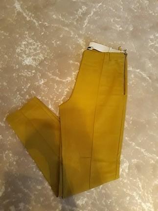 Ipekyol Hardal Rengi Pantolon