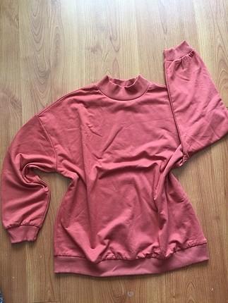 Gülkurusu sweatshirt