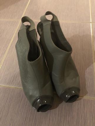 39 Beden Bootie tarz ayakkabı