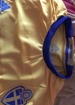 Adidas İsveç İbrahimoviç forması