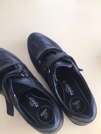Polaris 5 nokta ayakkabı
