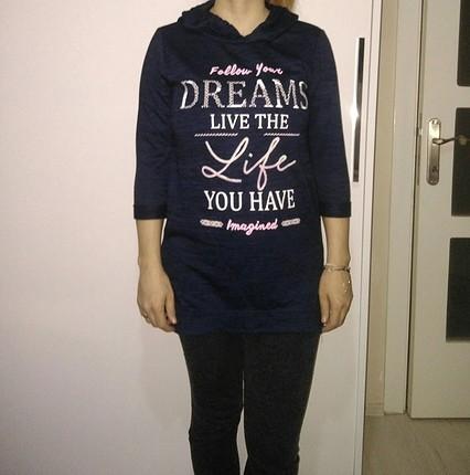 lcw kapişonlu sweatshirt