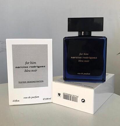 Narciso rodriguez bleu noir erkek parfüm