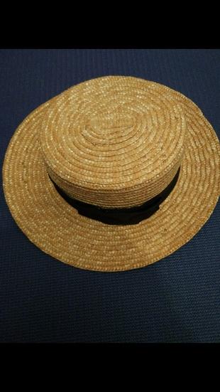 LCW hasır şapka