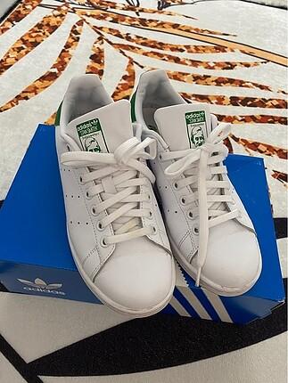39 Beden beyaz Renk Adidas stan smith