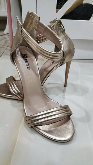 Butigo marka topuklu ayakkabı