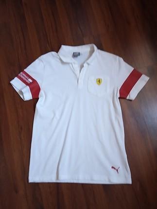 puma Ferrari tişört