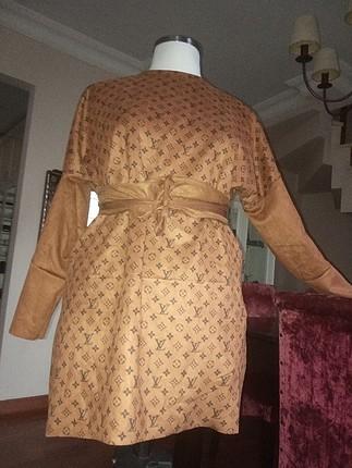 Louis Vuitton desenli tunik