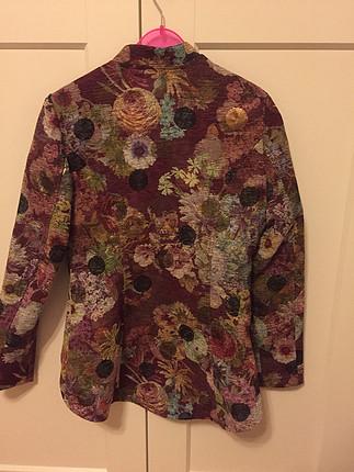 Diğer Desenli ceket