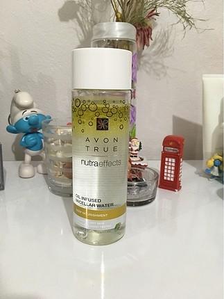 Avon makyaj temizleme suyu