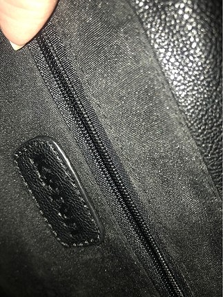 Beden siyah Renk Uzun Askılı Çanta