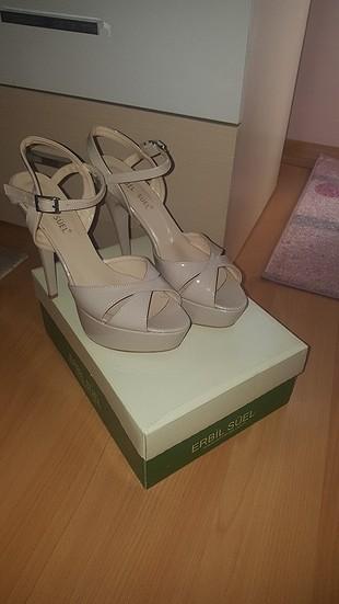 Erbil Süel Topuklu Ayakkabı