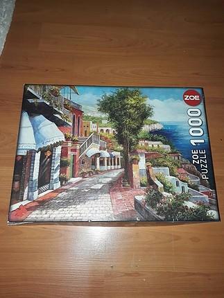 1000 adet puzzle