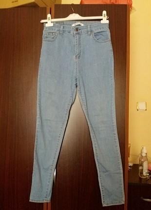 Buz mavi jean