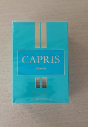 Farmasi farmasi capris parfüm