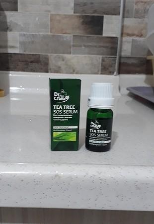 farmasi çay ağacı serum sos