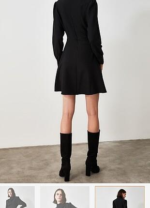 Trendyol & Milla Siyah elbise