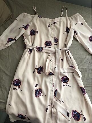 Trendyol & Milla Bej elbise