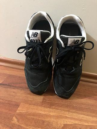 39 Beden siyah Renk New balance ayakkabı