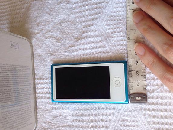 xs Beden İpod Nano 7. Nesil