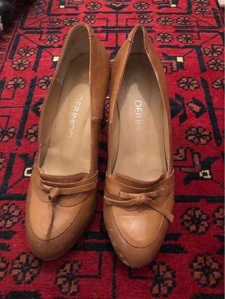 Derimod topuklu ayakkabı