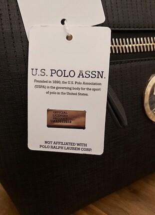 U.S Polo Assn. Polo orijinal kol çantası