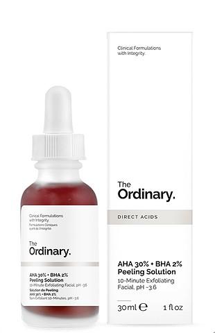 The Ordinary - AHA 30 % + BHA 2% Peeling Solution
