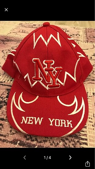 NEW YORK butik Cap