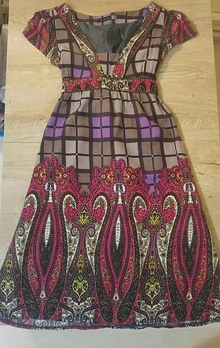 Astarli elbise s