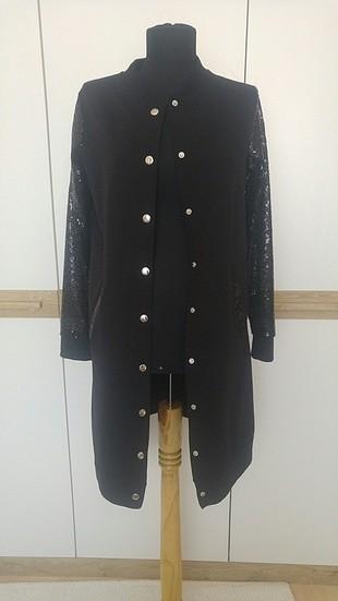 Payetli ceket