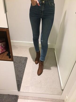 Topshop kot pantolon