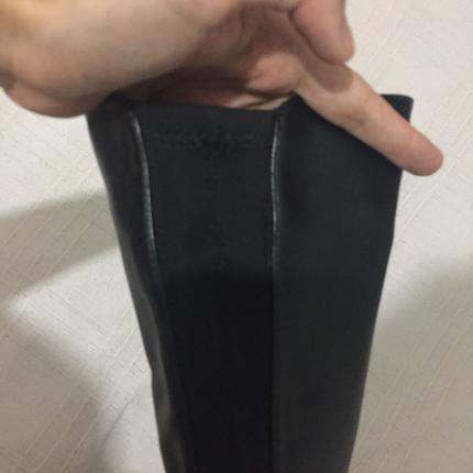 Uzun deri çizme