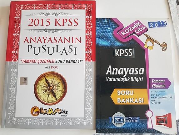 kpss kitapları