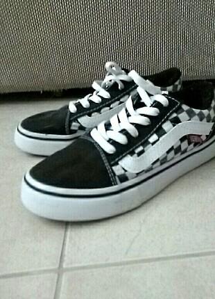 Vans ayakkabı