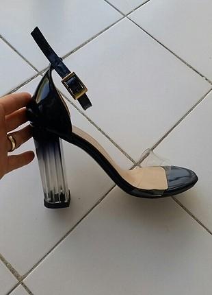 seffaf ayakkabı